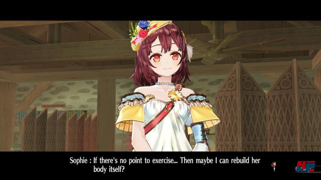 Screenshot - Atelier Sophie: The Alchemist of the Mysterious Book (PS4) 92527348