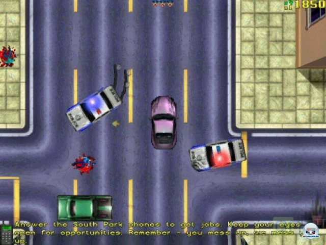 Screenshot - Grand Theft Auto (PC)
