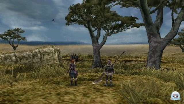 Screenshot - Frontier Gate (PSP) 2235572