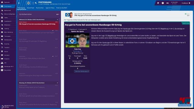 Screenshot - Football Manager 2019 (PC) 92577054