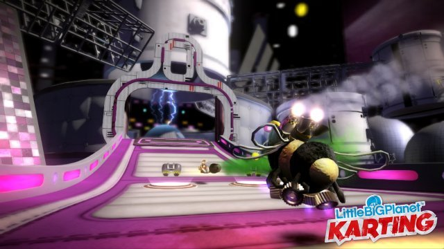 Screenshot - LittleBigPlanet Karting (PlayStation3) 2384602