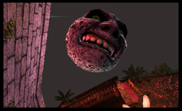 Screenshot - The Legend of Zelda: Majora's Mask 3D (3DS)