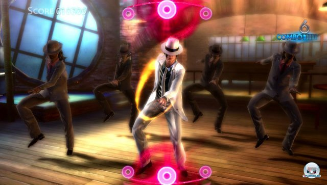Screenshot - Michael Jackson - The Experience (PS_Vita)