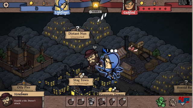 Screenshot - Antihero (PC)