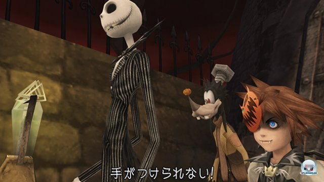 Screenshot - Kingdom Hearts 1.5 HD Remix  (PlayStation3) 92433007