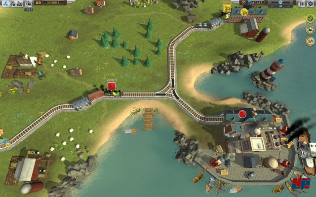 Screenshot - Train Valley (PC)