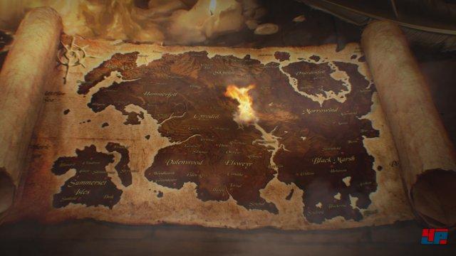 Screenshot - The Elder Scrolls: Legends (Mac)