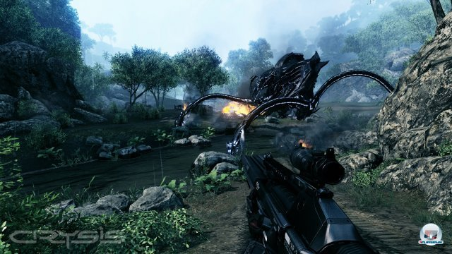 Screenshot - Crysis (360) 2272097