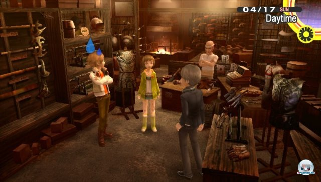 Screenshot - Persona 4: Golden (PS_Vita) 92398802