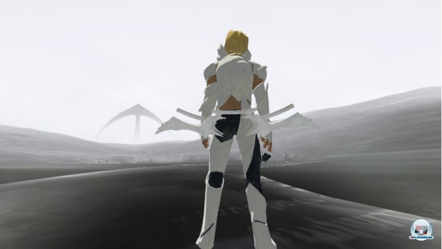 Screenshot - El Shaddai: Ascension of the Metatron (PlayStation3)