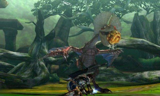 Screenshot - Monster Hunter 4 (3DS) 92413097
