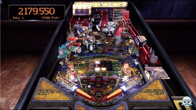 Screenshot - Pinball Arcade (360)