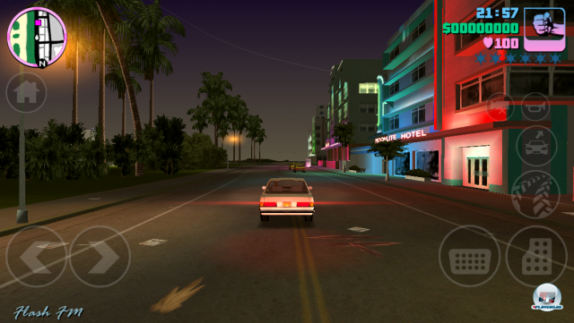 Screenshot - Grand Theft Auto: Vice City (iPhone) 92430492