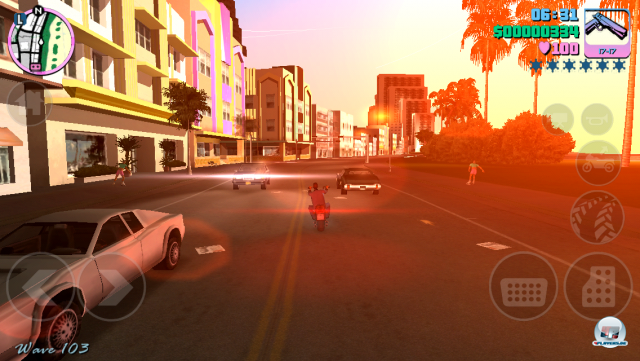 Screenshot - Grand Theft Auto: Vice City (iPhone) 92430587