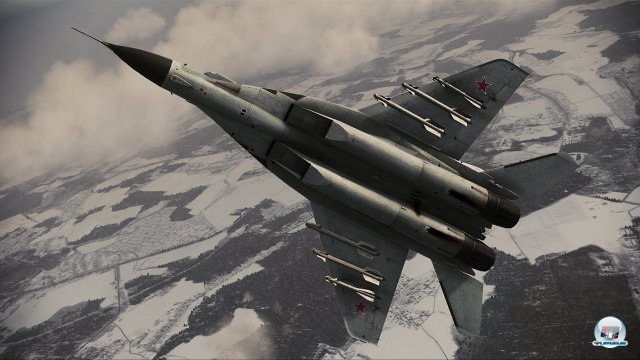 Screenshot - Ace Combat: Assault Horizon (360) 2260122