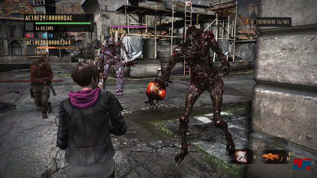 Screenshot - Resident Evil: Revelations 2 (Switch) 92556508