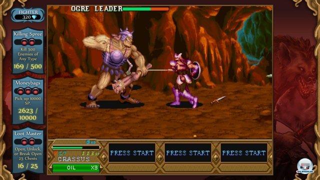 Screenshot - Dungeons & Dragons: Chronicles of Mystara (360)