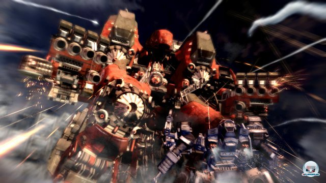 Screenshot - Armored Core V (PlayStation3) 2265437