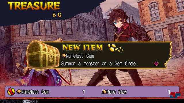 Screenshot - Demon Gaze (PS_Vita)