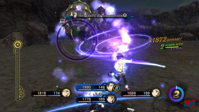 Screenshot - Tales of Xillia 2 (PlayStation3)