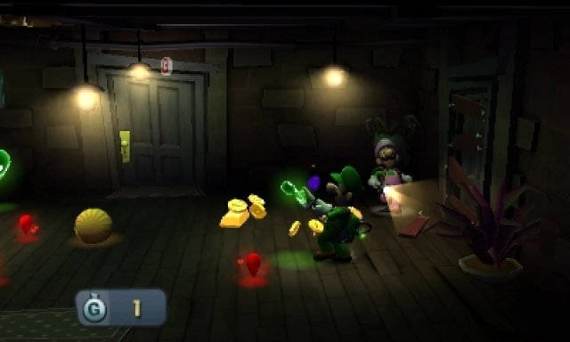 Screenshot - Luigi's Mansion 2 (3DS) 92457235