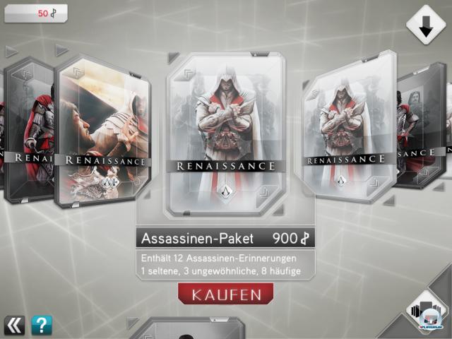 Screenshot - Assassin's Creed Recollection (iPad) 2328607