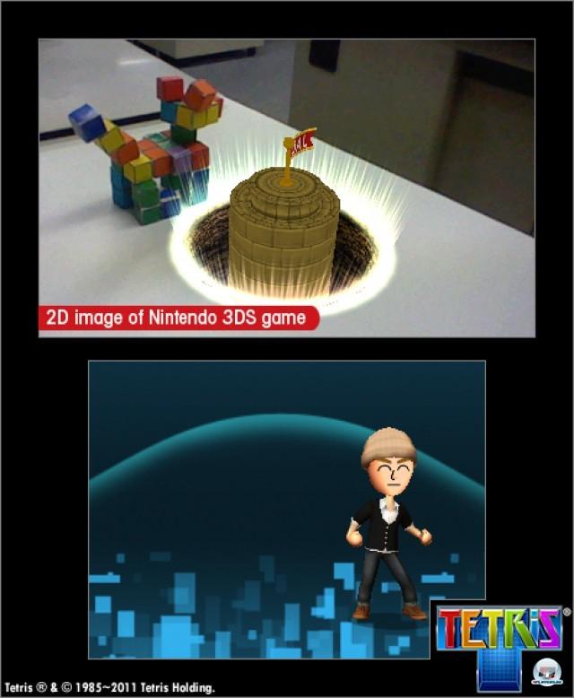 Screenshot - Tetris (3DS)