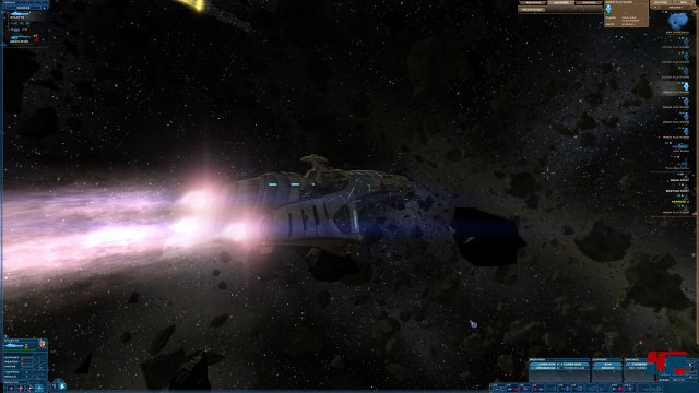 Screenshot - Nexus: The Jupiter Incident (PC)