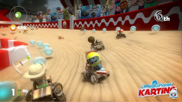 Screenshot - LittleBigPlanet Karting (PlayStation3) 2359042