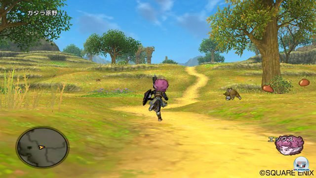 Screenshot - Dragon Quest X Online (Wii) 2280352