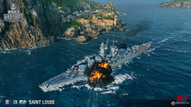 Screenshot - World of Warships (PC) 92544405