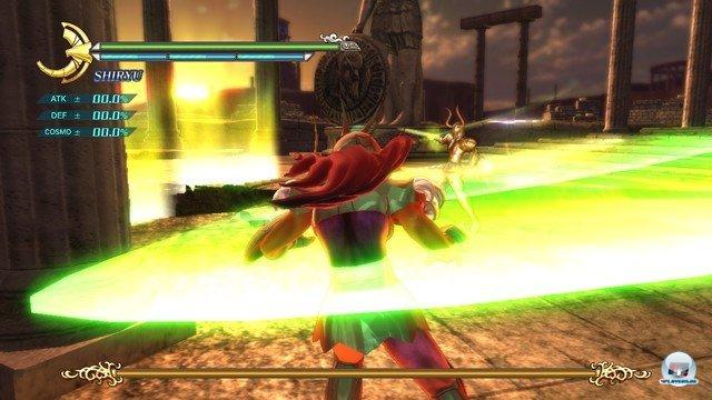Screenshot - Saint Seiya: Sanctuary Battle (PlayStation3) 2274217