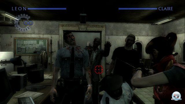 Screenshot - Resident Evil: Chronicles HD (PlayStation3) 2338347