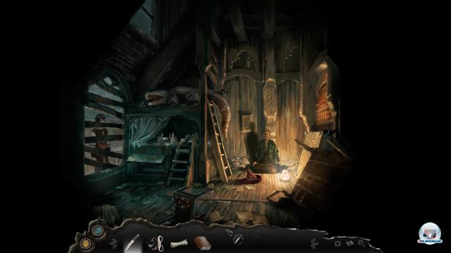 Screenshot - Das Schwarze Auge: Satinavs Ketten (PC) 2306662