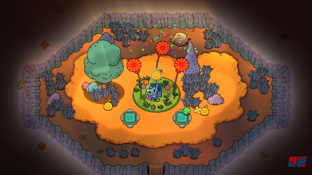 Screenshot - The Swords of Ditto (PS4)