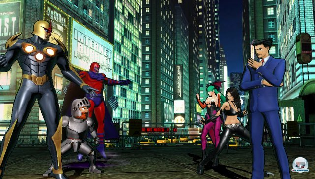 Screenshot - Ultimate Marvel vs. Capcom 3 (PS_Vita) 2292732