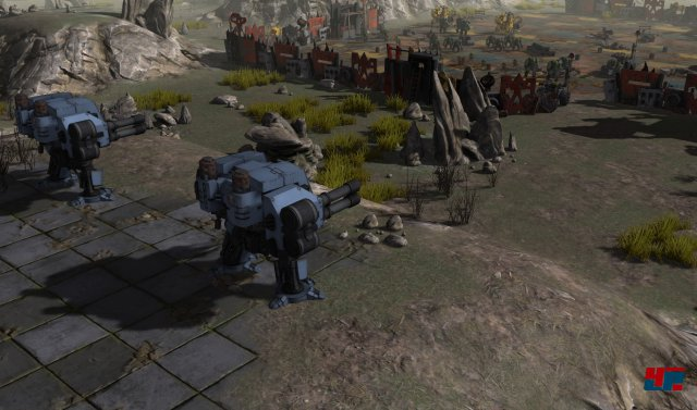 Screenshot - Warhammer 40,000: Sanctus Reach (PC)