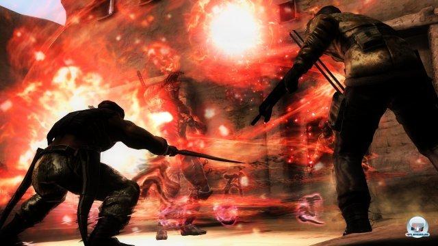 Screenshot - Ninja Gaiden 3 - Razor's Edge (Wii_U) 92416772