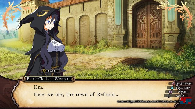 Screenshot - Labyrinth of Refrain: Coven of Dusk (PC)
