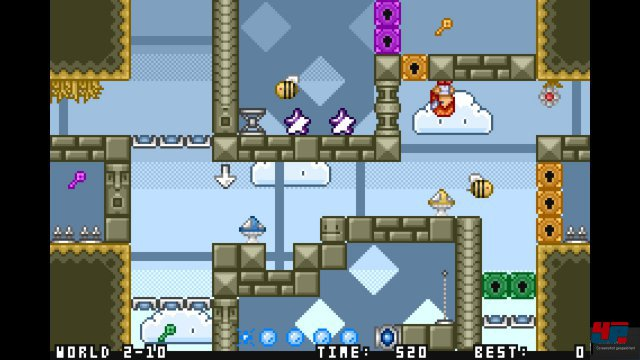 Screenshot - Recursion Deluxe (PC) 92520416