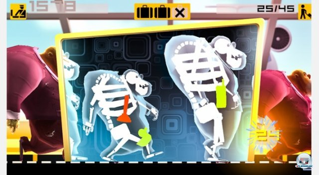 Screenshot - Funky Smugglers (iPad)