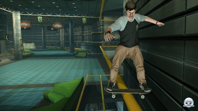 Screenshot - Tony Hawk's Pro Skater HD (360) 2388517