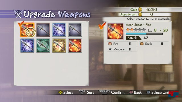 Screenshot - Samurai Warriors 4-2 (PC)