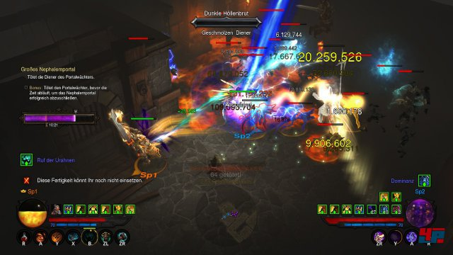 Screenshot - Diablo 3: Reaper of Souls (Switch) 92576595