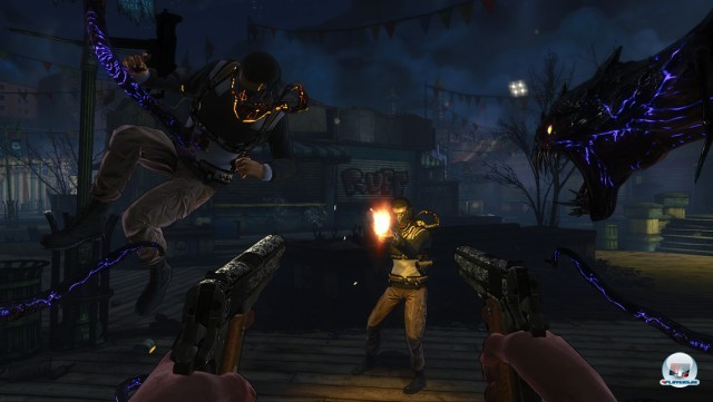 Screenshot - The Darkness II (PlayStation3) 2231872