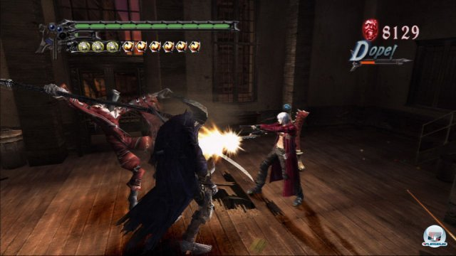 Screenshot - Devil May Cry HD Collection (360) 2285052