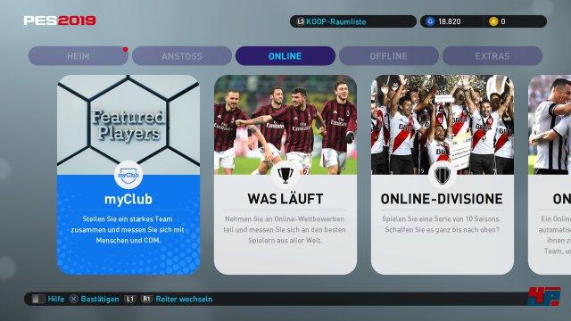 Screenshot - Pro Evolution Soccer 2019 (PC) 92573349