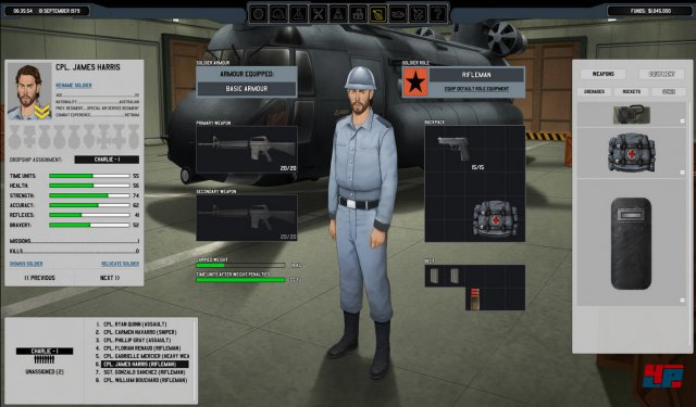 Screenshot - Xenonauts (PC)