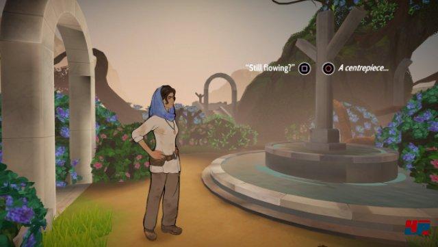 Screenshot - Heaven's Vault (PC)