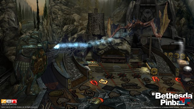 Screenshot - Bethesda Pinball (360)